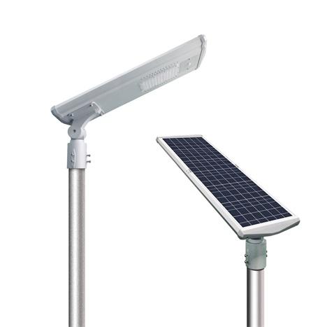太阳能路灯和普通路灯哪个更好?