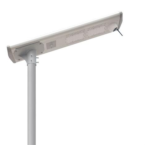太阳能路灯与LED路灯的区别
